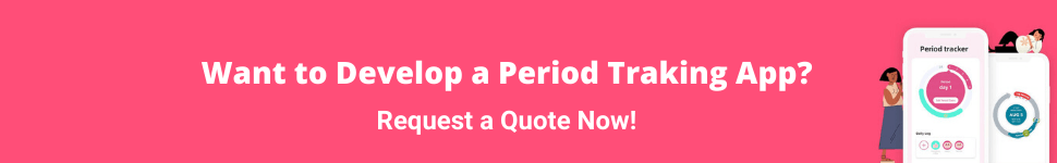 Develop Period Tracking App