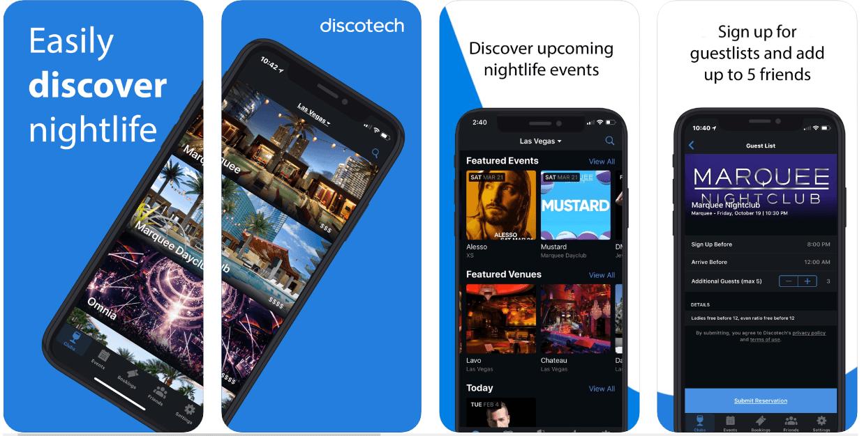 Discotech-Nightlife
