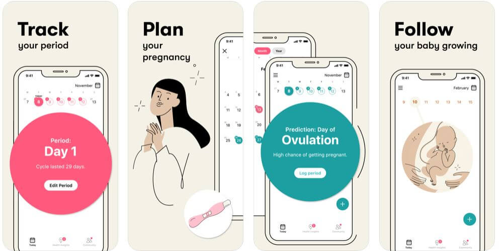 Flo Period Tracker