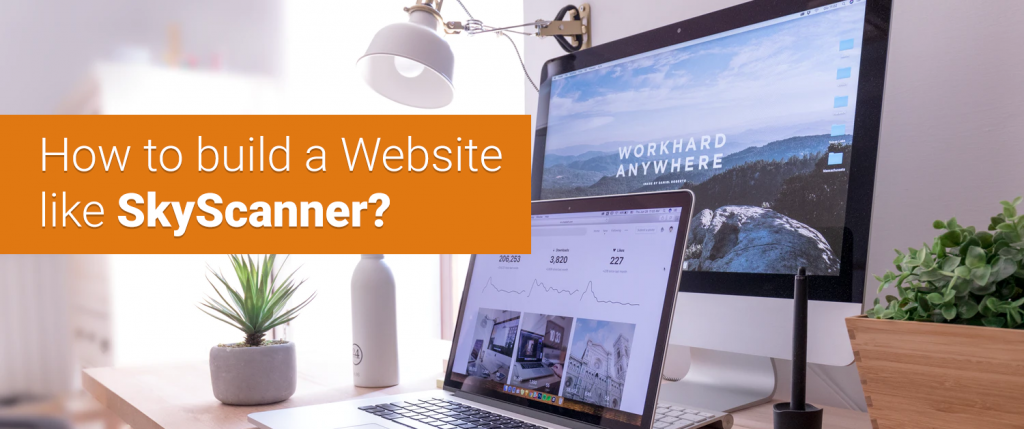 How to build a Website like SkyScanner