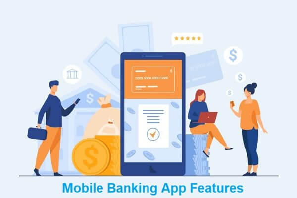 Mobile Banking App Features