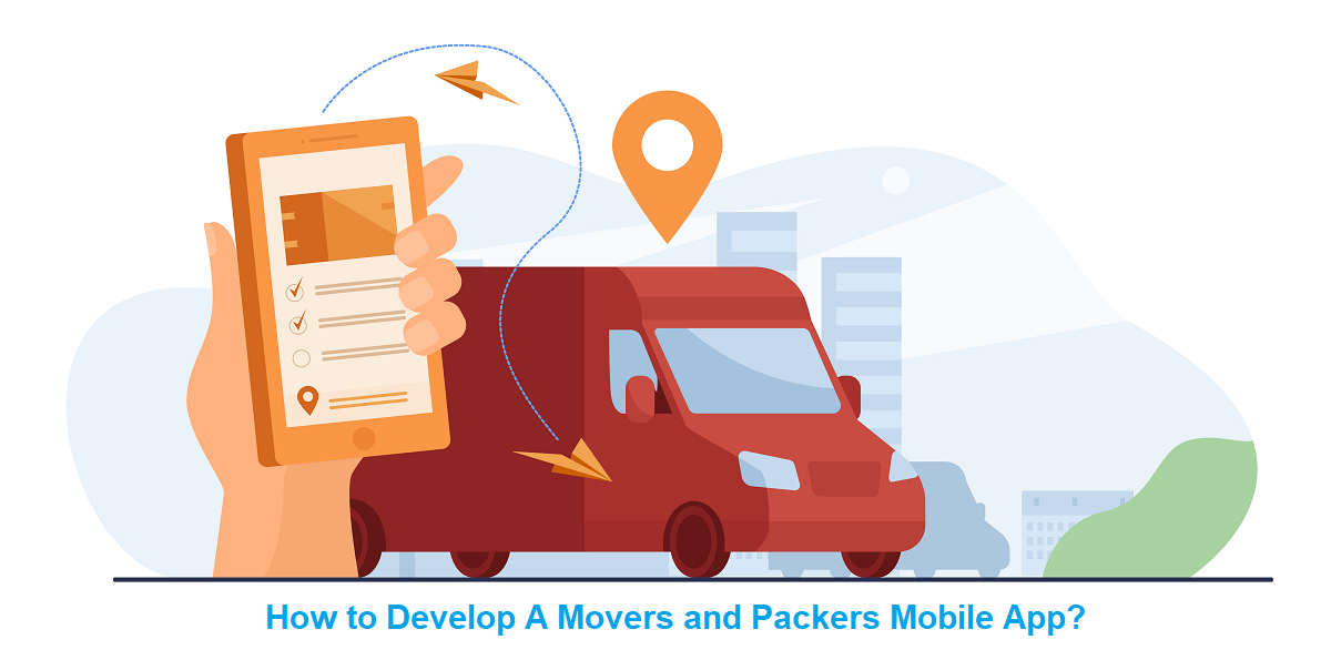 Movers and Packers Mobile App