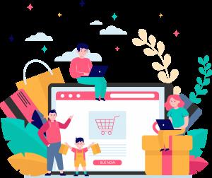 SaaS eCommerce Platform