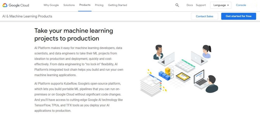 Google Cloud ML Engine