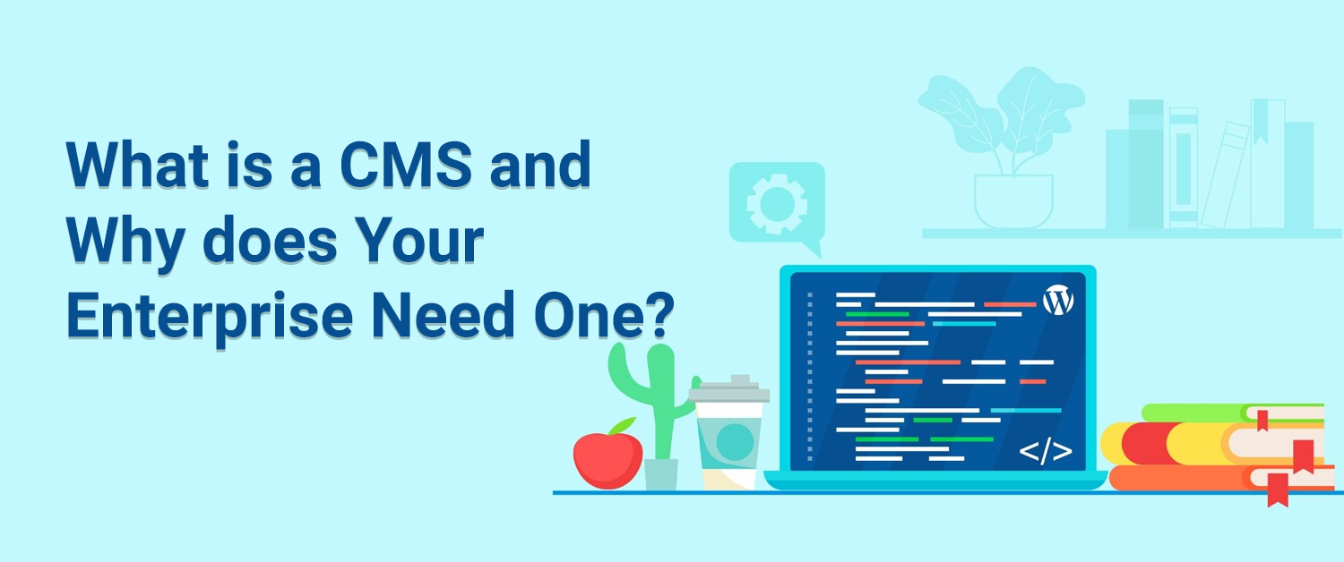 What is a CMS and why do we need one?