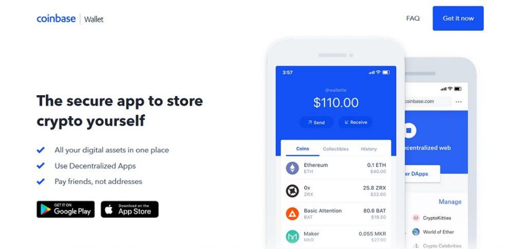 Coinbase-Bitcoin-Wallet