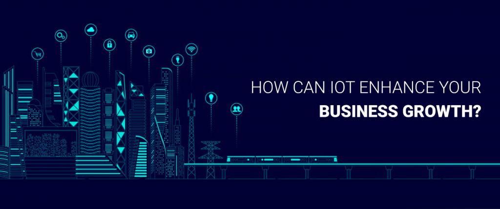 how iot can enhance business
