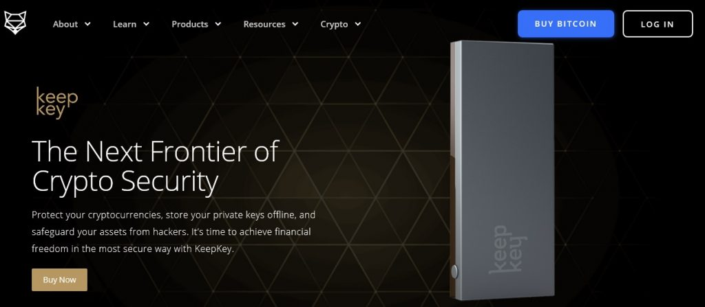KeepKey-Bitcoin-Wallet