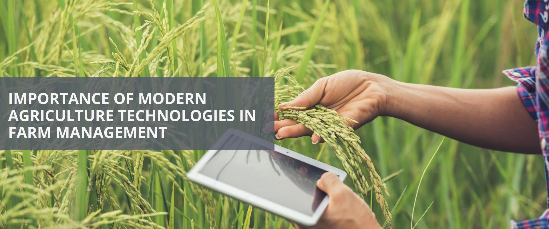 agriculture technologies in farm management