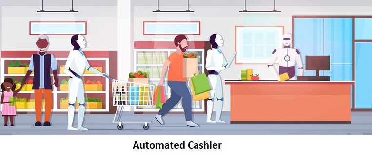 IoT in Retail - Automated-Cashier