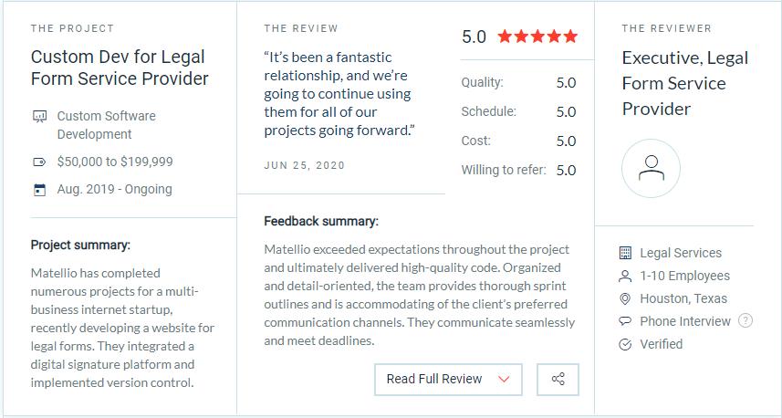 client-review