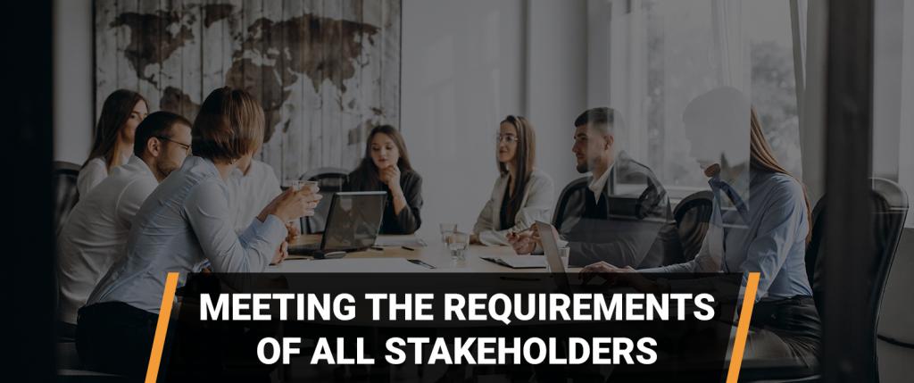 Meeting of Stakeholders