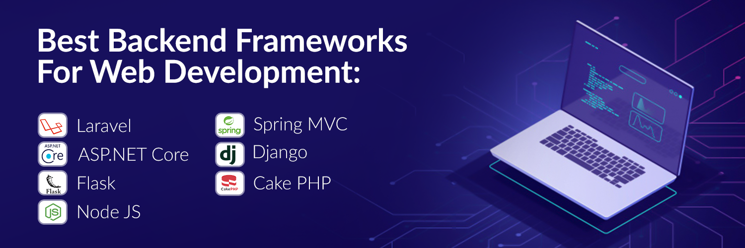 Backend Web Development Frameworks