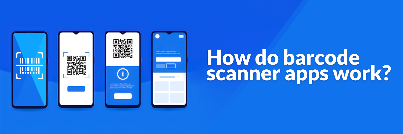 Barcode Scanner App Work