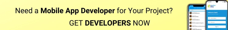 productivity app developer