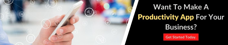 productivity-app-development