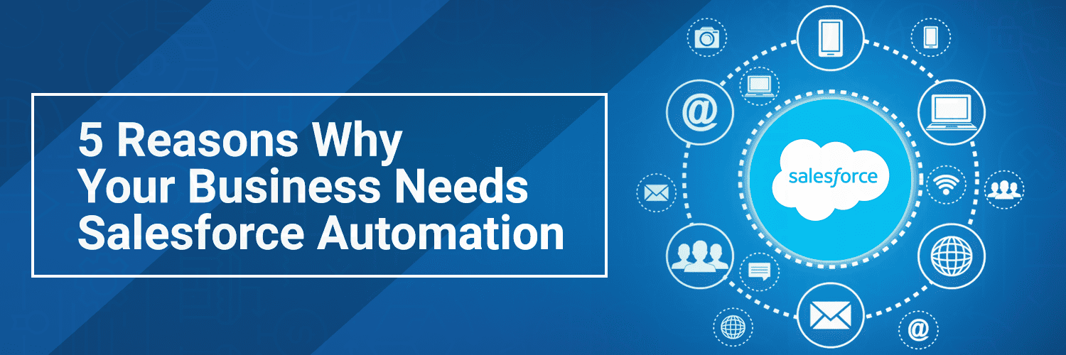 salesforce for marketing automation