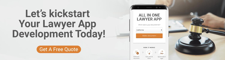lawyer app development