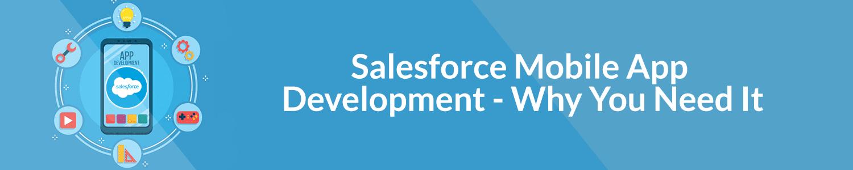 Salesforce App Development Why You Need It