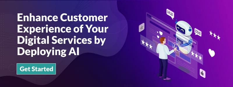 Improve Customer experience with AI