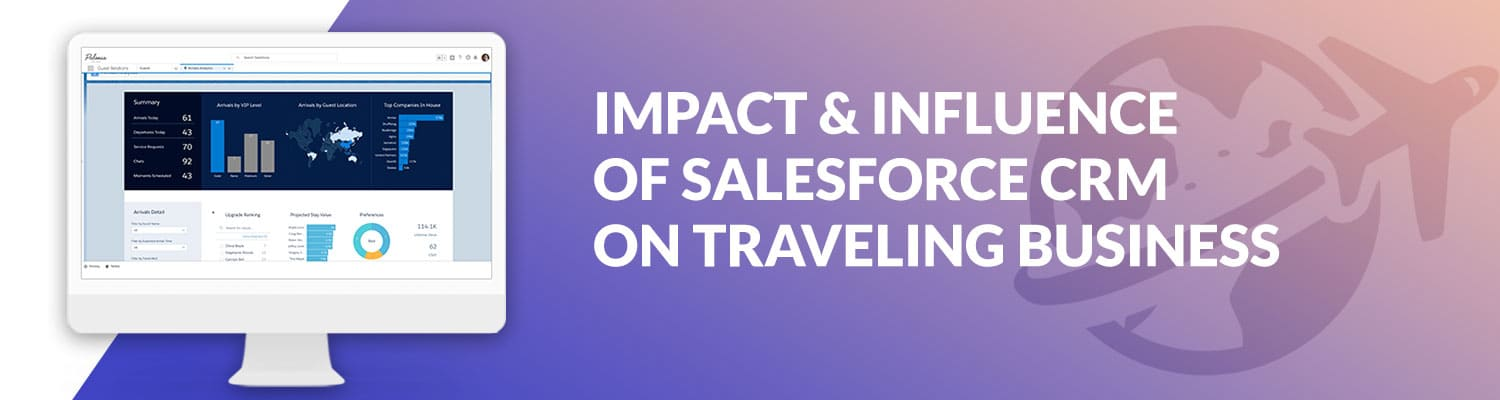 Impact-&-Influence-Of-Salesforce-CRM-On-Traveling-Business