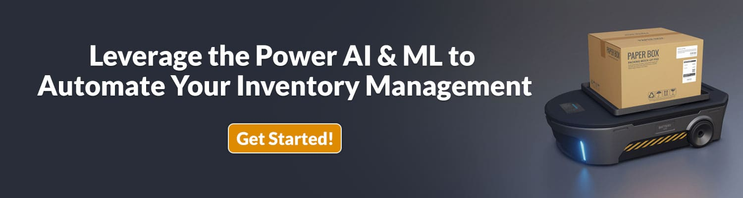 Automated inventory management software