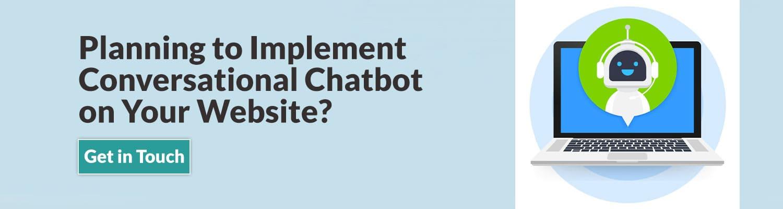 Implement Conversational Chatbot