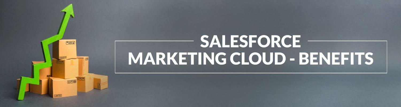 Salesforce Marketing Cloud Benefits