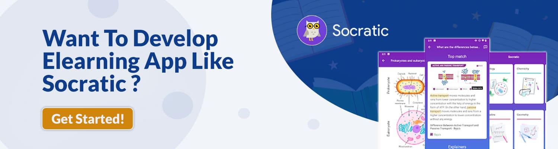Develop App like Socratic