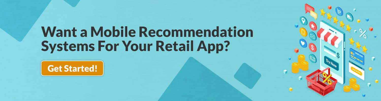 Recommendation System in Retail