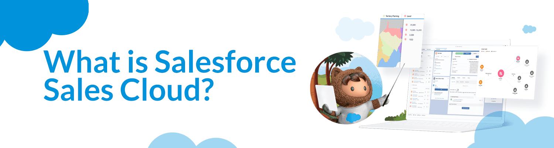 What is Salesforce Sales Cloud