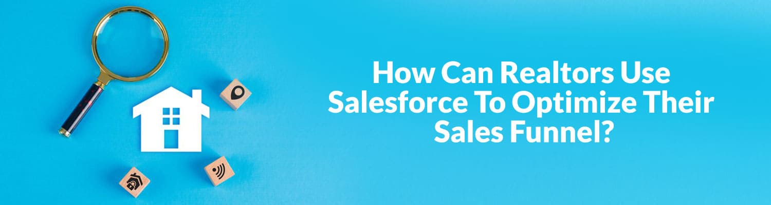 salesforce for real estate agents