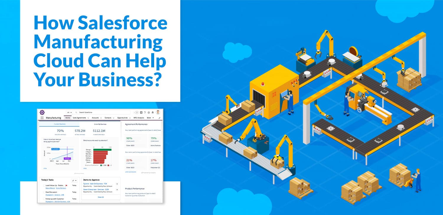 How Can Salesforce Manufacturing Cloud Help Your Business