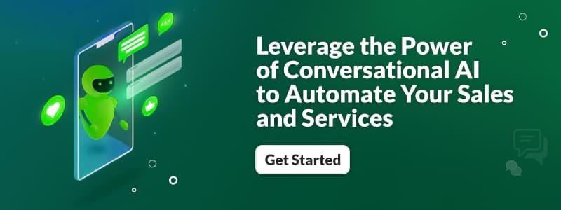 Conversation AI for business