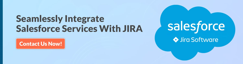 Jira and Salesforce CRM Integration