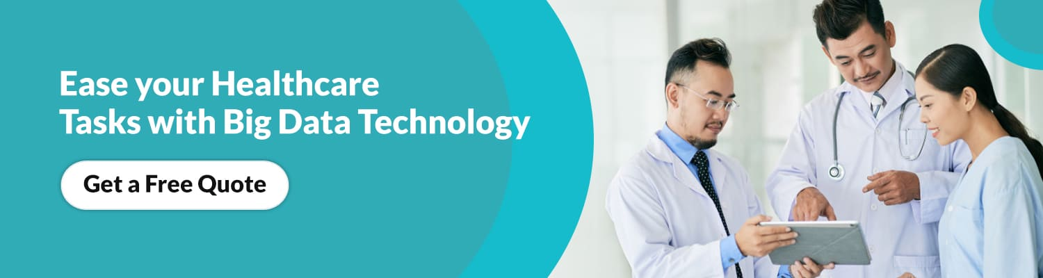 Ease your Healthcare Tasks with Big Data Technology