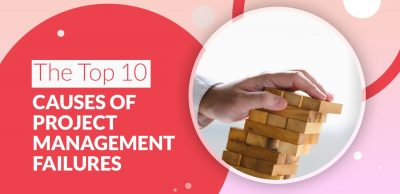 causes of project management failures