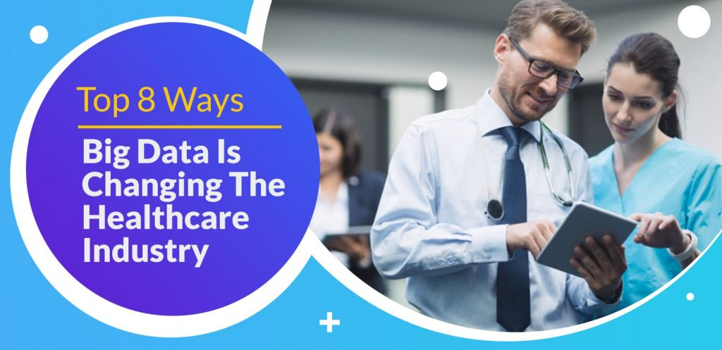 Top 8 Ways Big Data Is Changing The Healthcare Industry