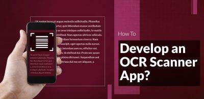 OCR Scanner App Development
