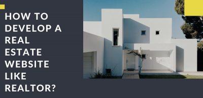 Realtor Estate Website DevelopRealtor Estate Website Development