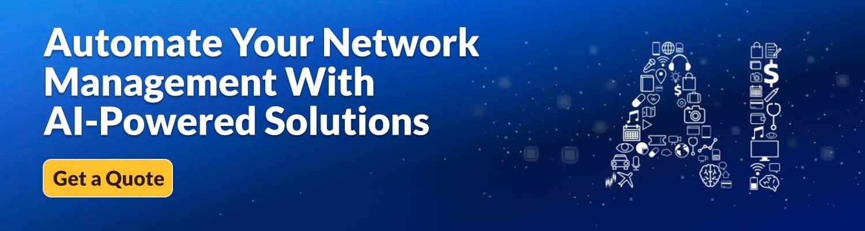 AI power network monitoring