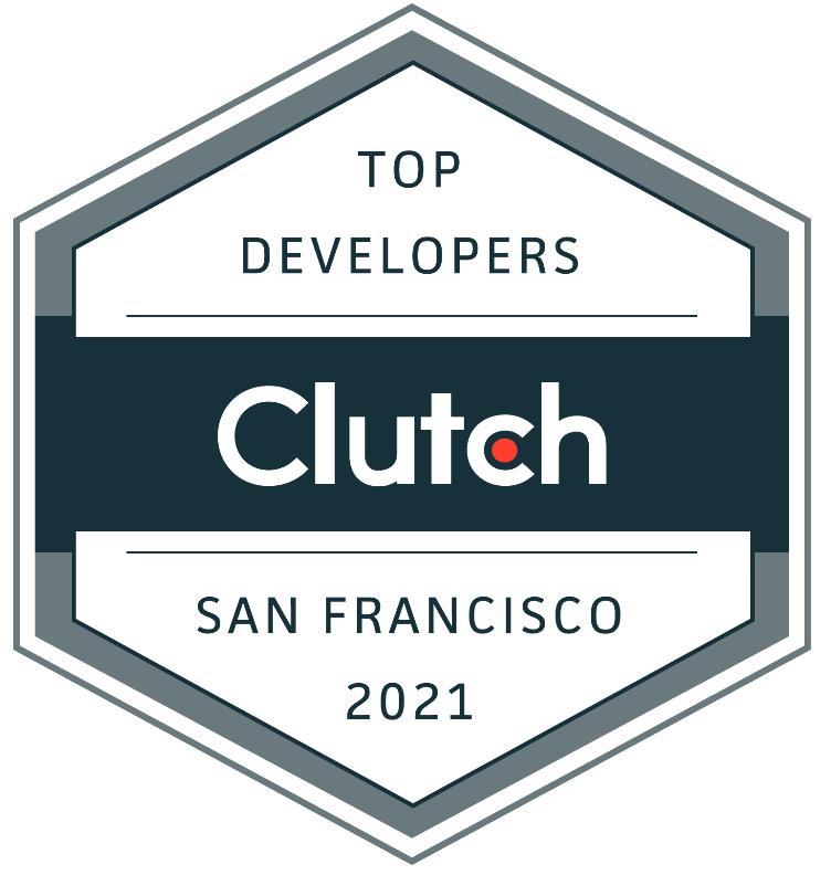 Matellio -Clutch Top Developers Badge