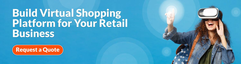 Virtual Shopping Platform