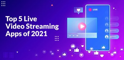Live Video Streaming Apps