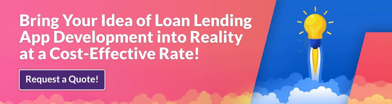 Loan Lending App Development