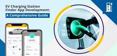 EV Charging Station Finder App
