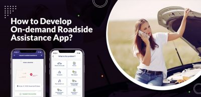 Develop On-demand Roadside Assistance App