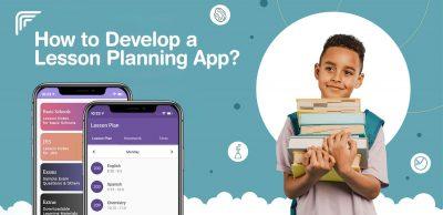 Lesson Planning App