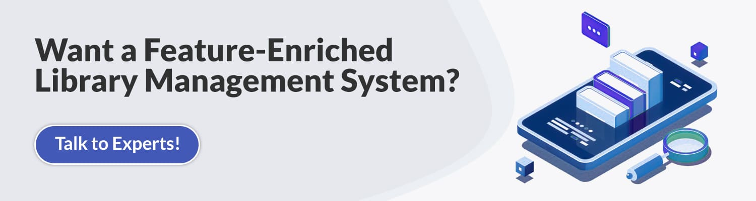 Library Management System Features