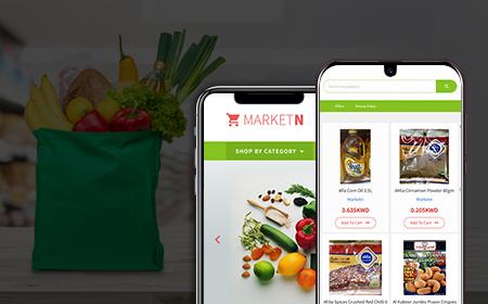 MarketN-app
